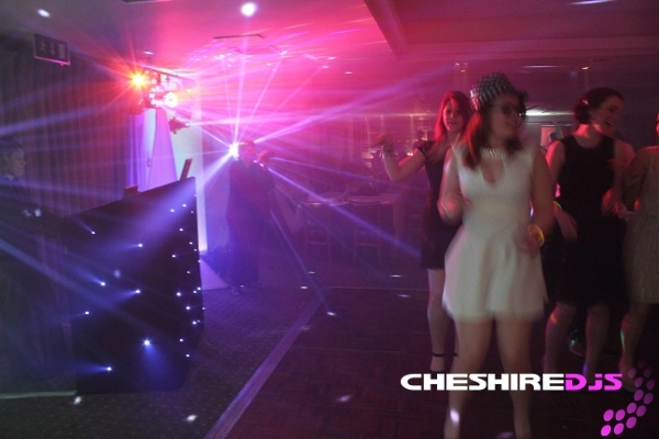 Cheshire DJ Cranage Hall