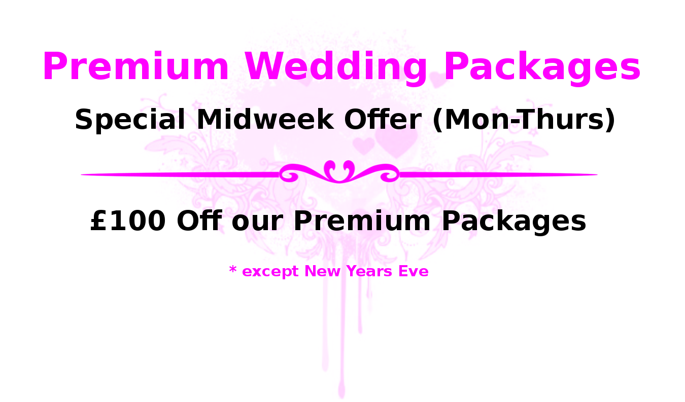 Cheshire DJs Special Offer